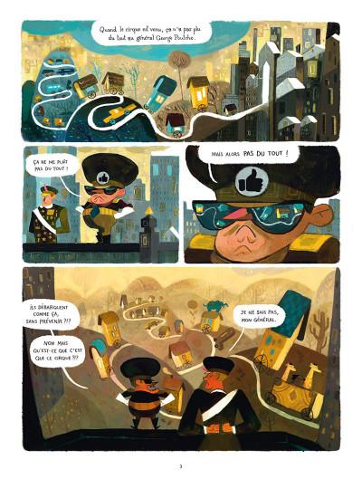 Page 1 Quand le cirque est venu