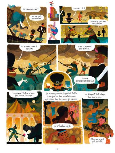 Page 2 Quand le cirque est venu
