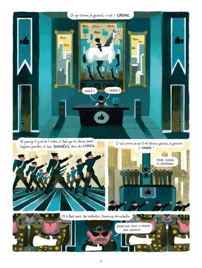 Page 3 Quand le cirque est venu