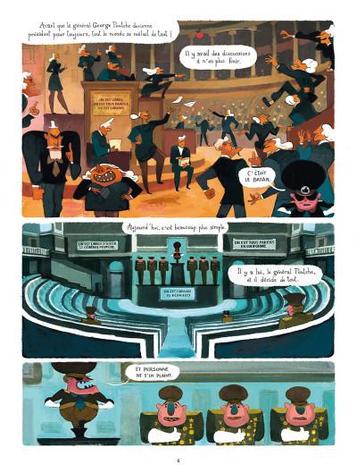 Page 4 Quand le cirque est venu