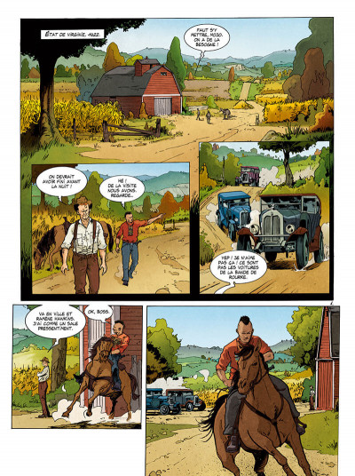 Page 3 Julie Doohan tome 1