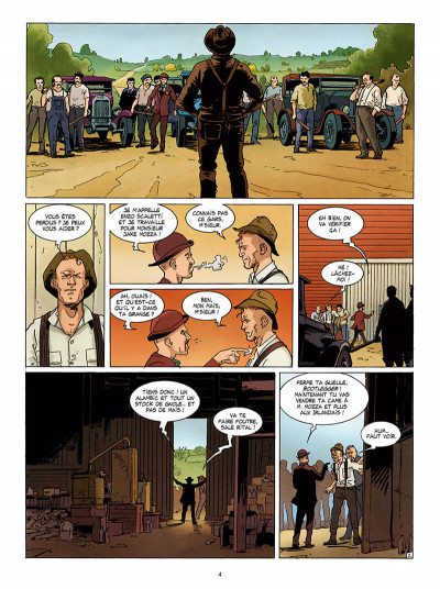 Page 4 Julie Doohan tome 1