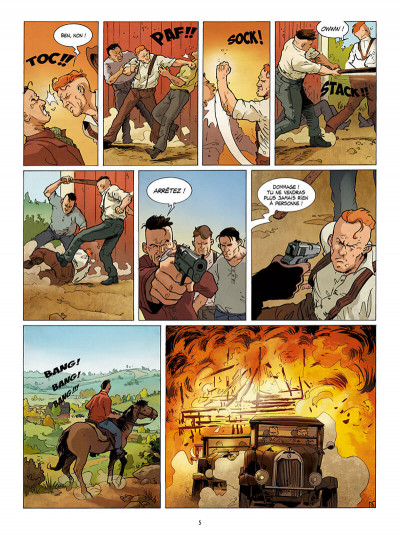 Page 5 Julie Doohan tome 1