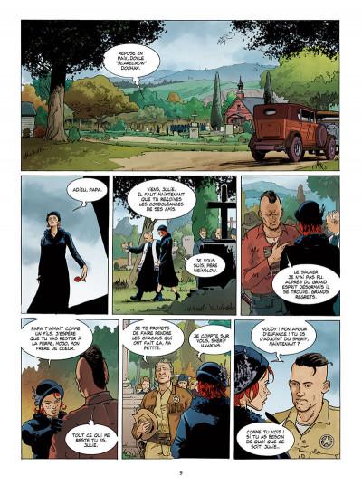Page 9 Julie Doohan tome 1