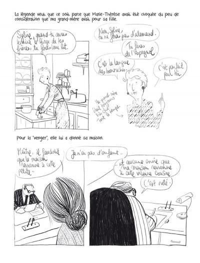 Page 4 Ma vie d'artiste