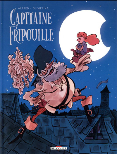 Couverture Capitaine Fripouille