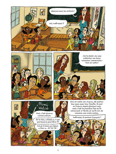 Page 3 Tous super-héros tome 2