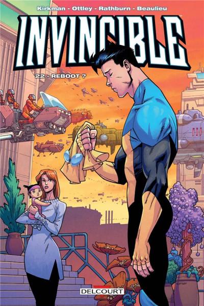 Couverture Invincible tome 22