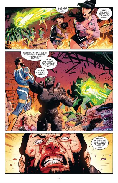 Page 1 Invincible tome 22
