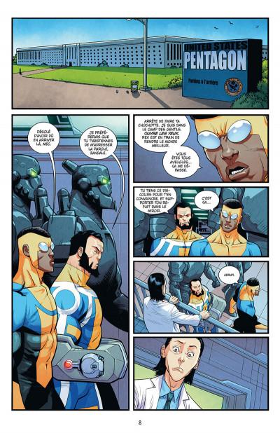 Page 2 Invincible tome 22