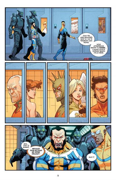 Page 3 Invincible tome 22
