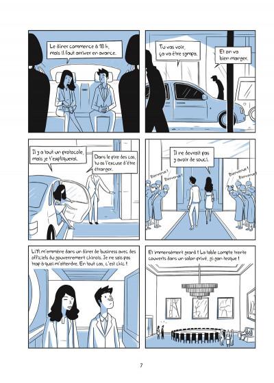 Page 1 Bienvenue en Chine