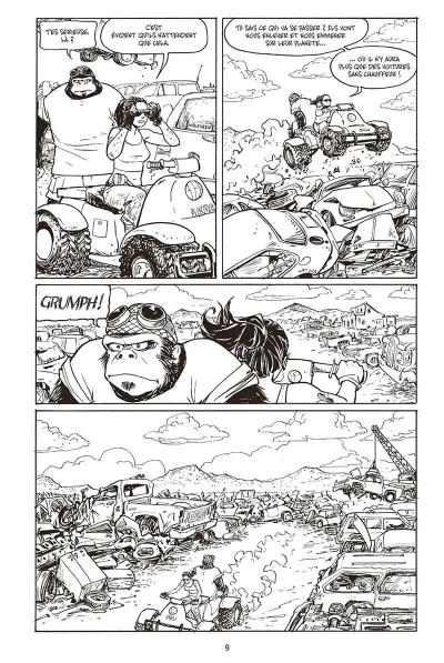 Page 9 Motor girl
