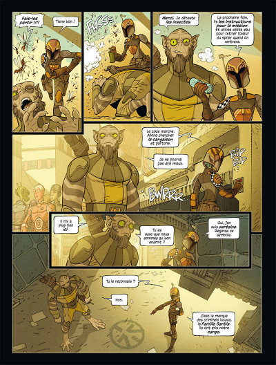Page 2 Star Wars - rebels tome 8