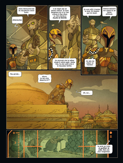 Page 3 Star Wars - rebels tome 8