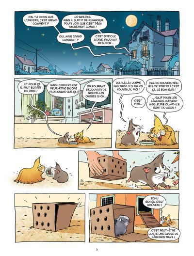 Page 1 Les cochons dingues tome 1