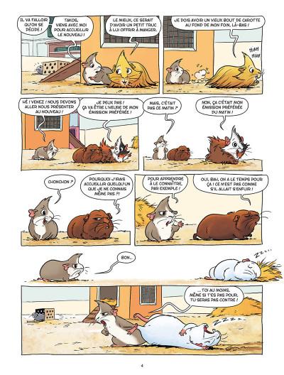 Page 2 Les cochons dingues tome 1