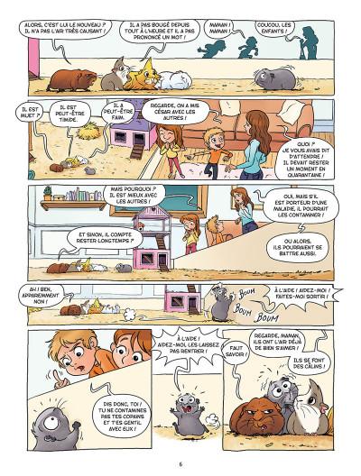 Page 4 Les cochons dingues tome 1