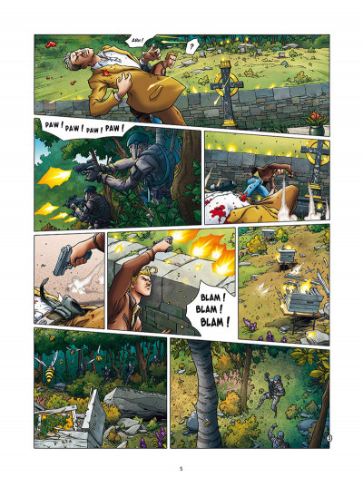 Page 3 Golden city tome 12