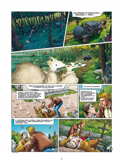 Page 4 Golden city tome 12