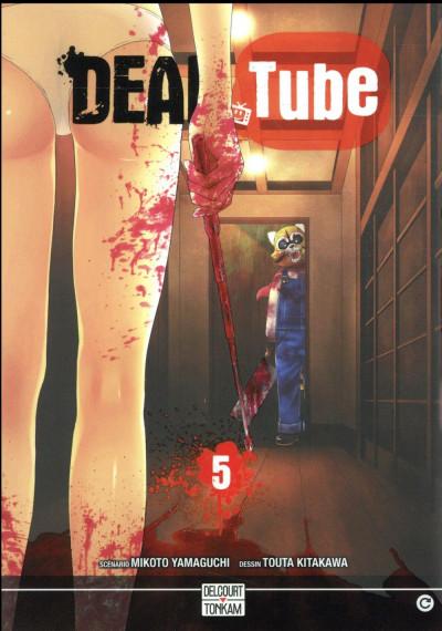 Couverture Dead tube tome 5