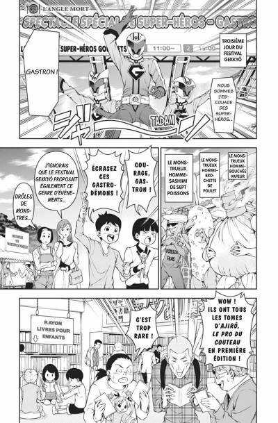 Page 6 Food wars tome 16