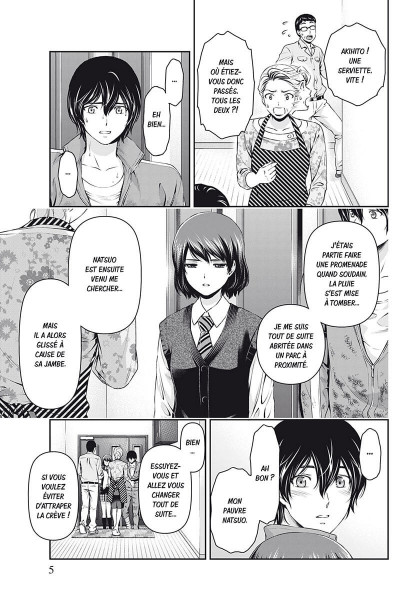 Page 5 Love X dilemma tome 6