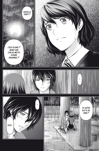 Page 8 Love X dilemma tome 6