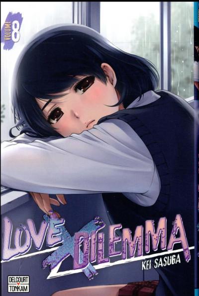 Couverture Love X dilemma tome 8