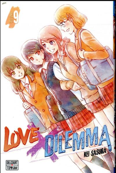 Couverture Love X dilemma tome 9