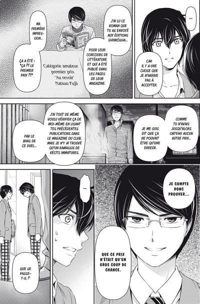 Page 7 Love X dilemma tome 9