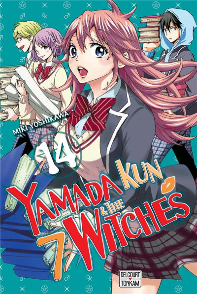 Couverture Yamada kun & the 7 witches tome 14