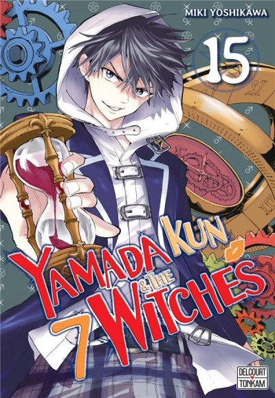 Couverture Yamada Kun & the 7 witches tome 15