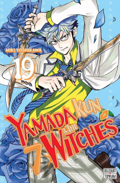 Couverture Yamada kun & the 7 witches tome 19