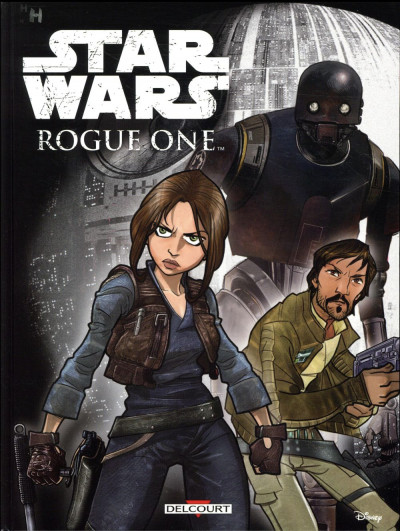 Couverture Star Wars - Rogue One
