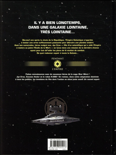 Dos Star Wars - Rogue One