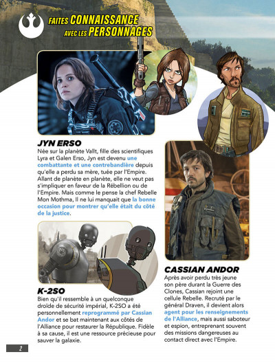 Page 3 Star Wars - Rogue One