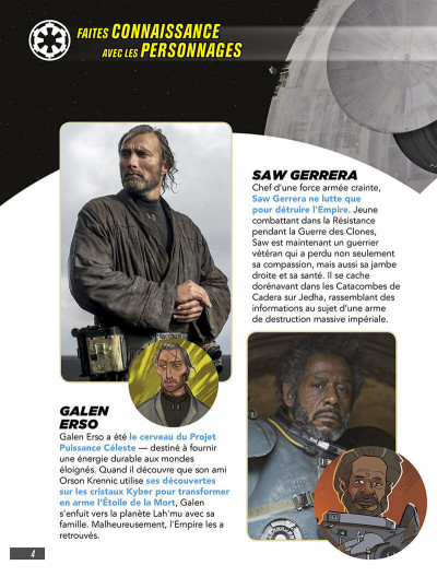 Page 5 Star Wars - Rogue One