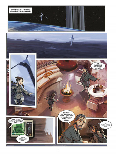 Page 8 Star Wars - Rogue One