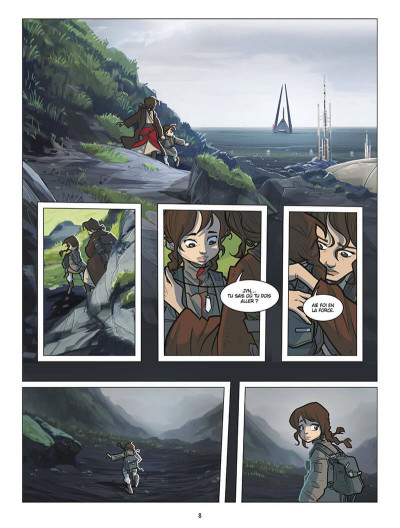Page 9 Star Wars - Rogue One