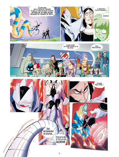 Page 3 Super Caca tome 2
