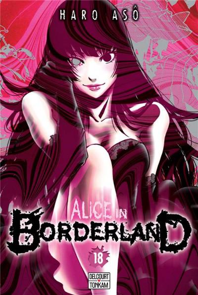 Couverture Alice in borderland tome 18