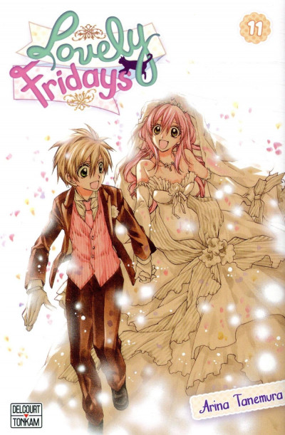 Couverture Lovely fridays tome 11