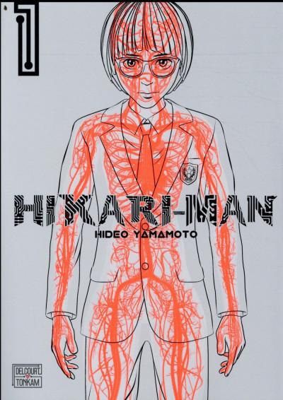 Couverture Hikari-Man tome 1