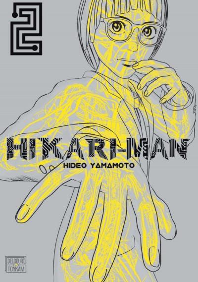 Couverture Hikari-man tome 2