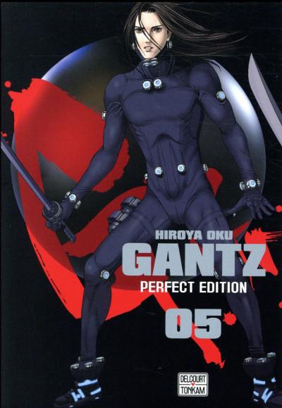 Couverture Gantz perfect tome 5