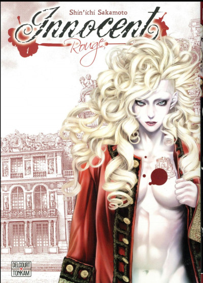 Couverture Innocent - Rouge tome 1