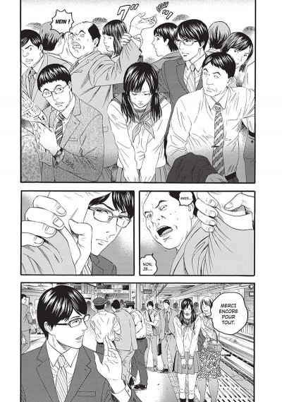 Page 4 Je voudrais être tué par une lycéenne tome 1