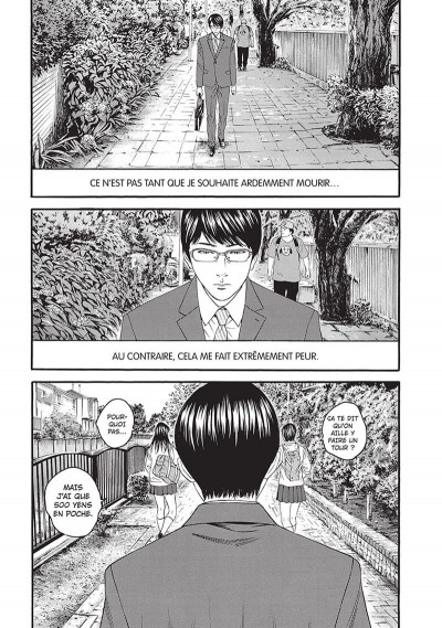 Page 6 Je voudrais être tué par une lycéenne tome 1