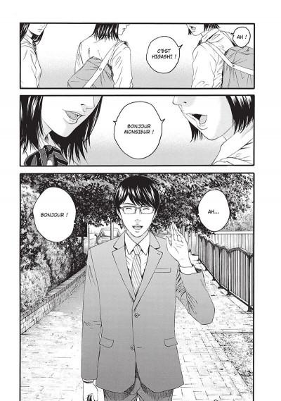 Page 8 Je voudrais être tué par une lycéenne tome 1